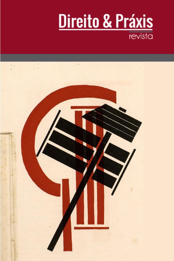 Capa da revista Direito e Práxis