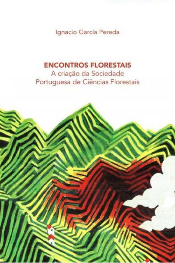 Capa do livro Encontros Florestais