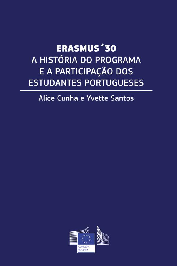 Capa do Livro Erasmus'30