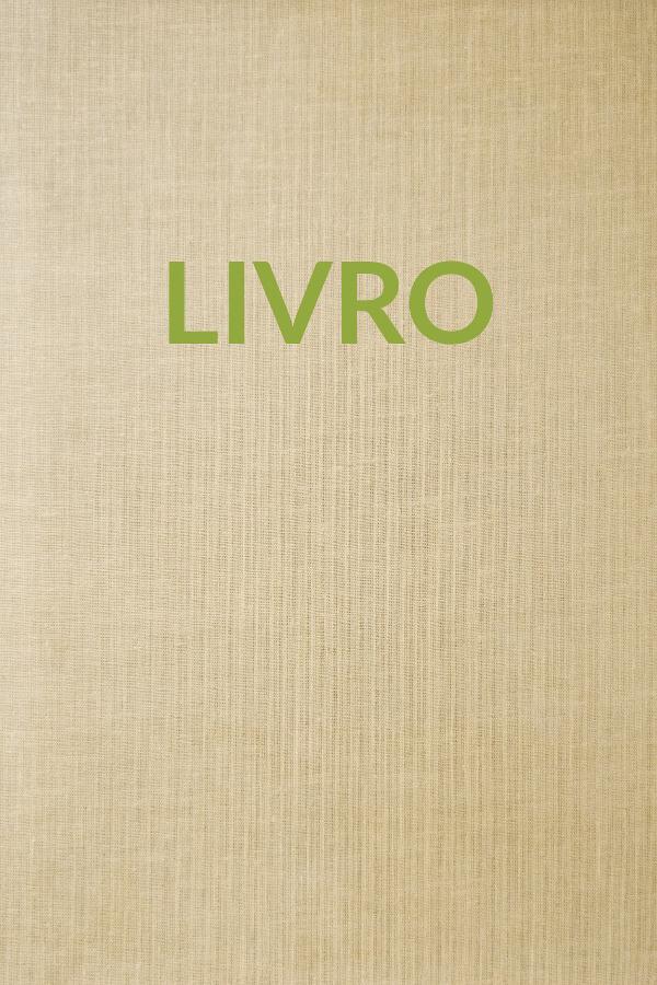 Imagem genérica de uma capa de livro onde se lê livro