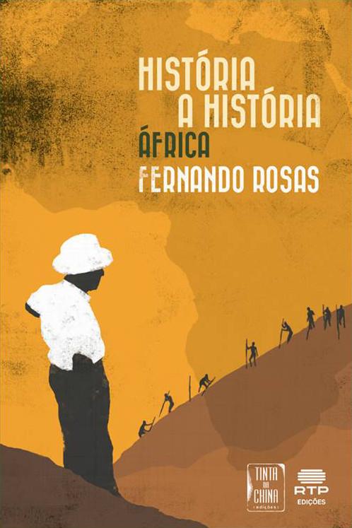 Capa do livro História a História África