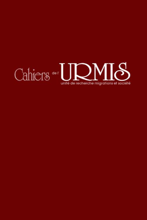 Logótipo da revista Cahiers de l'Urmis
