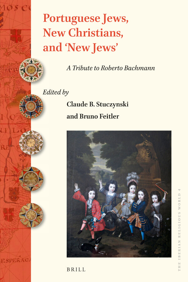 "Capa do livro ""Portuguese Jews, New Christians, and 'New Jews'"""