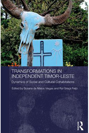 Capa do livro Transformations in Independent Timor-Leste