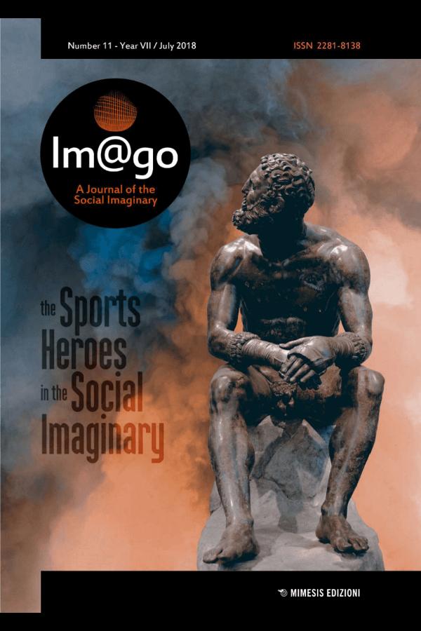 Capa do número 11 da revista Imago