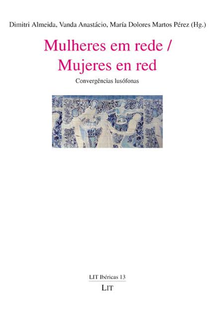 Capa do livro Mulheres em rede