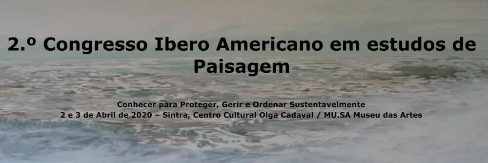 Imagem ilustrativa do 2.º Congresso Ibero Americano em estudos de Paisagem