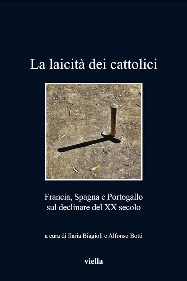 """Capa do livro """"La laicità dei cattolici"""""""