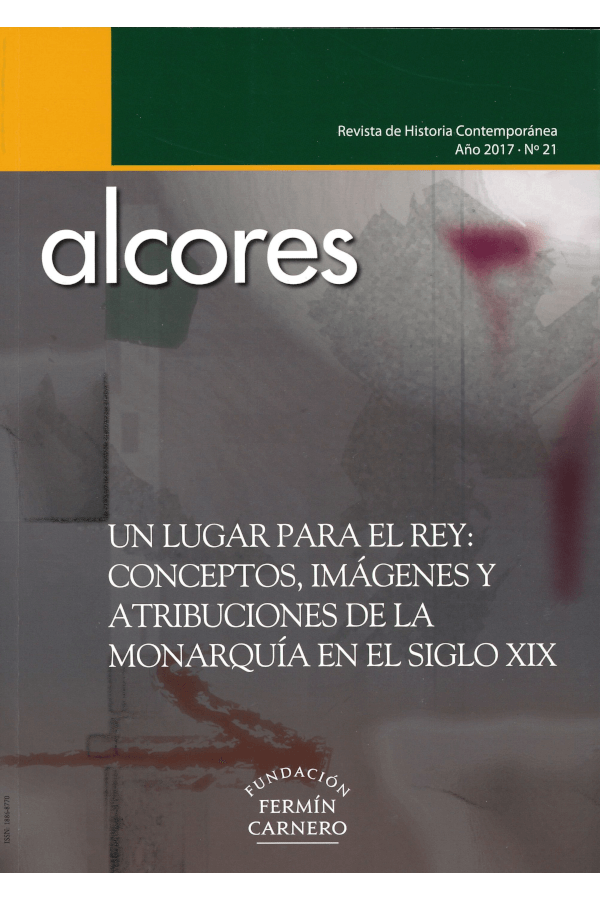 Capa do número 21 da revista Alcores
