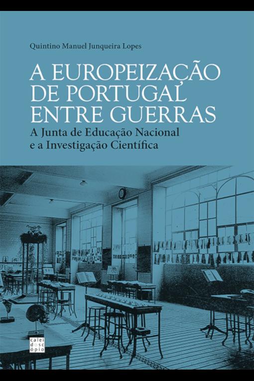 Capa do livro Junta de Educação Nacional, de Quintino Lopes