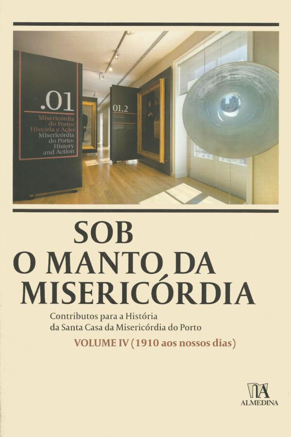 Capa do livro Sob o Manto da Misericórdia, Volume IV