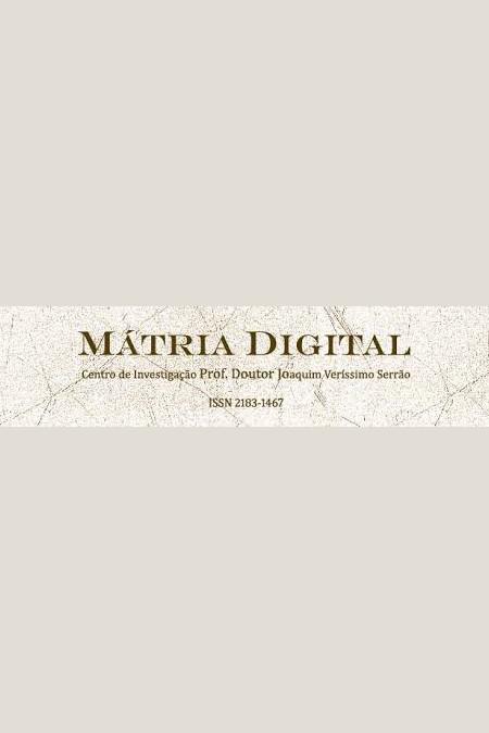 Imagem alusiva à revista Mátria Digital