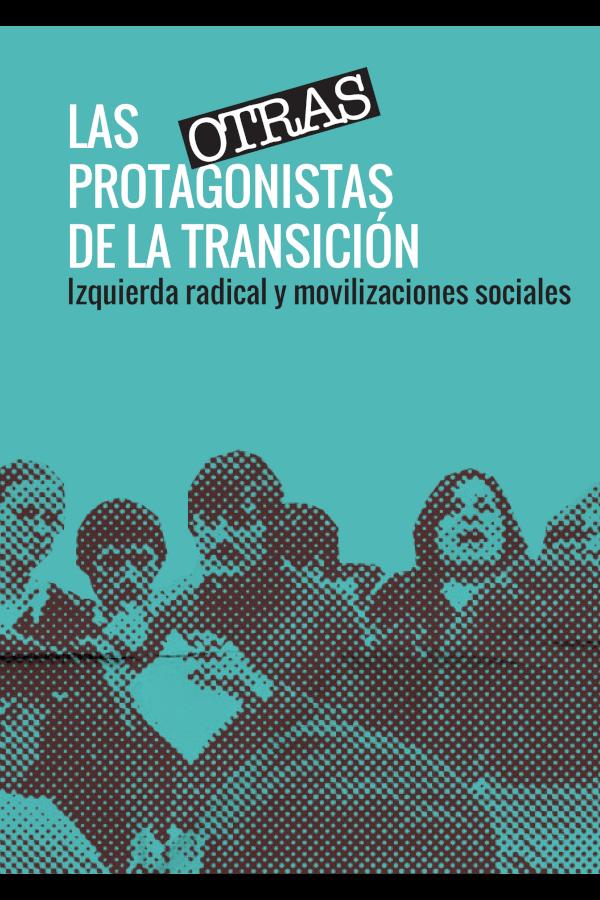 """Capa do livro """"Las otras protagonistas de la transición"""""""