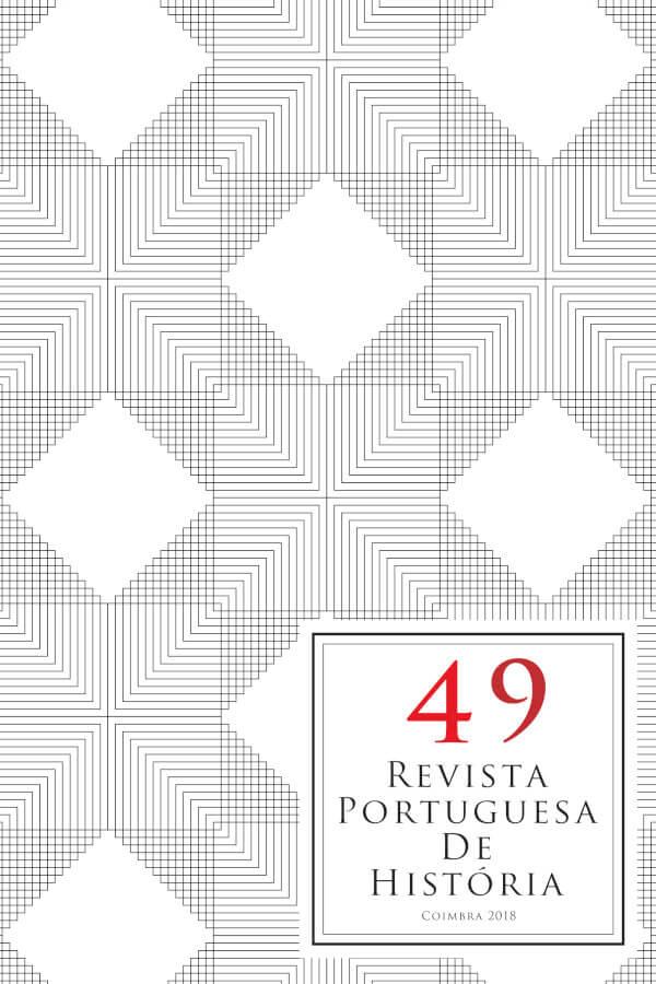 Capa do número 49 da Revista Portuguesa de História