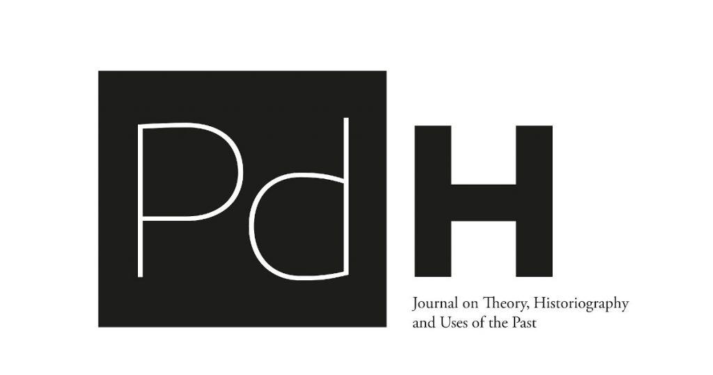 Logótipo da revista Práticas da História