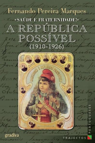 """Capa do livro """"A República Possível (1910-1926)"""""""
