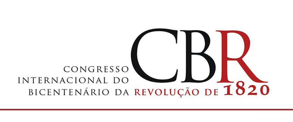 Logótipo do Congresso Internacional Bicentenário da Revolução de 1820