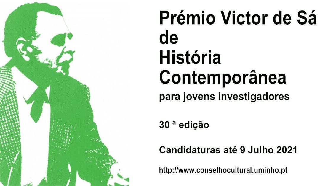 Victor de Sá Award of Contemporary History