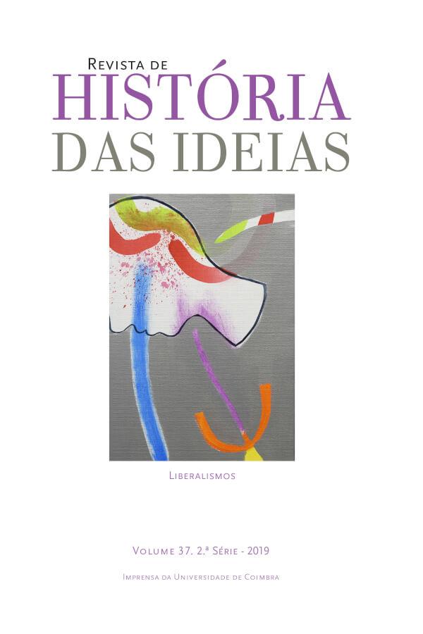 Capa do Volume 37 da Revista de História das Ideias