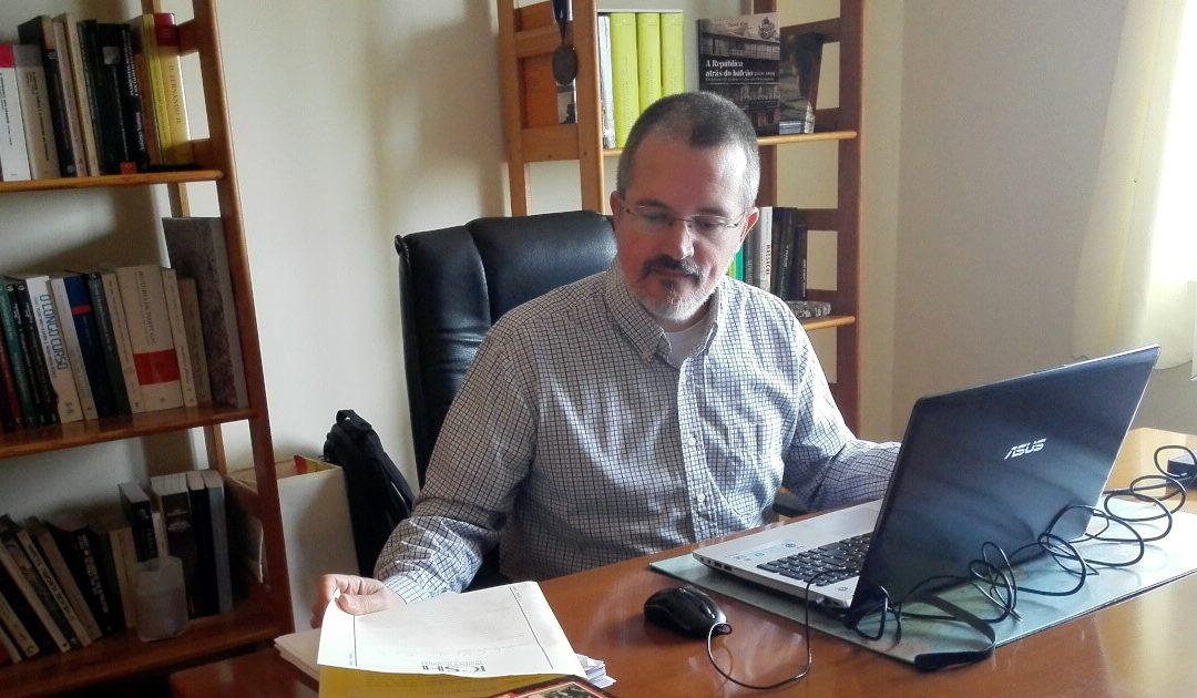 Daniel Alves in the new Board of FCSH
