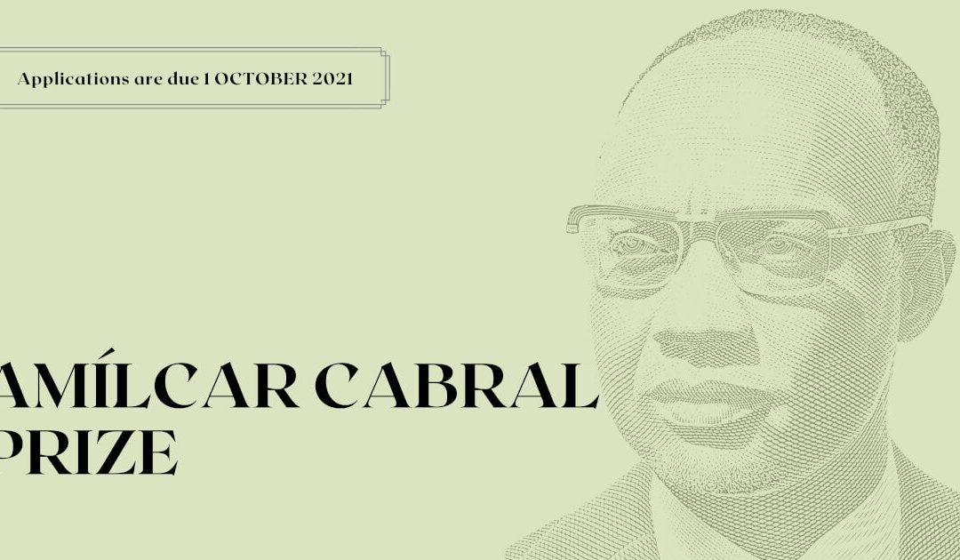 Amílcar Cabral Prize 2021