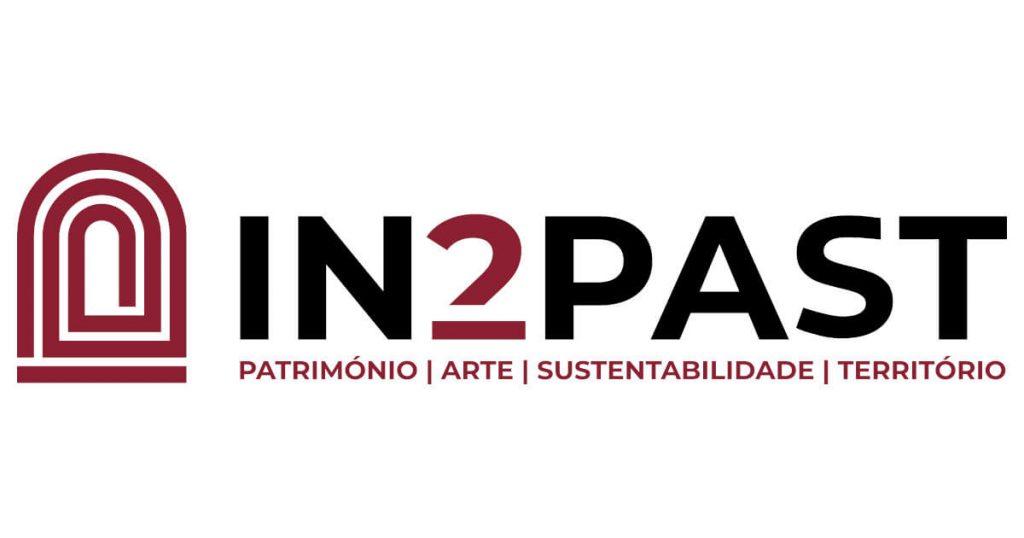 Logótipo do Laboratório Associado IN2PAST, Laboratório Associado para a Investigação e Inovação em Património, Artes, Sustentabilidade e Território