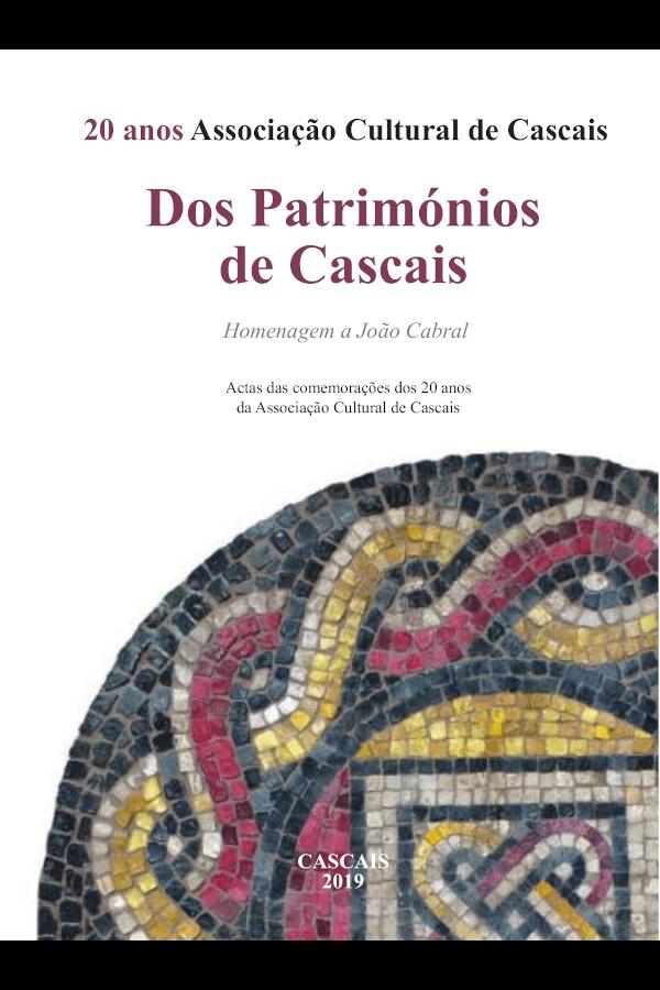 """Capo do livro """"Dos Patrimónios de Cascais"""", coordenado por José d'Encarnação"""