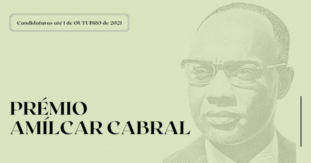 Imagem ilustrativa do Prémio Amílcar Cabral 2021