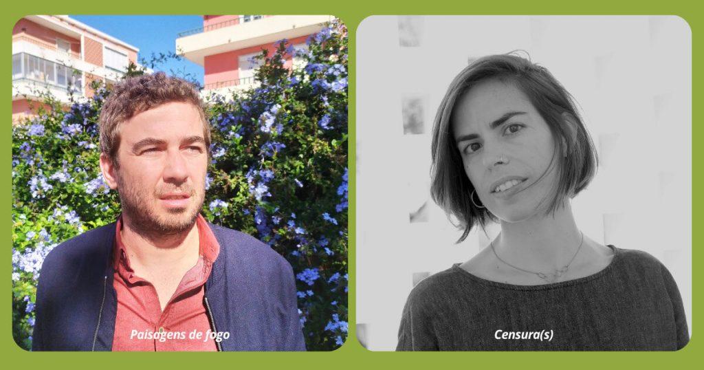 Fotografias do Miguel Carmo e da Rita Luís