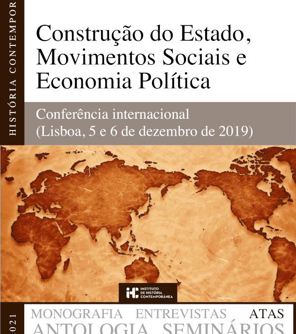 Construção do Estado, Movimentos Sociais e Economia Política