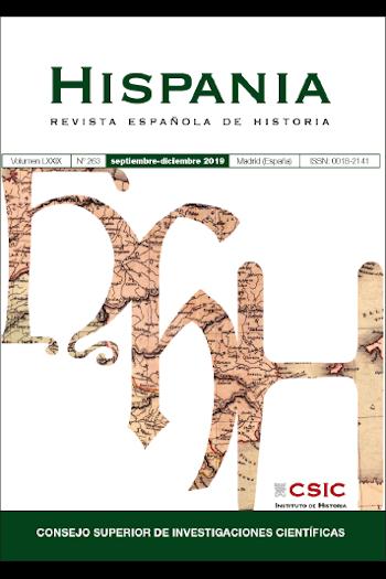 Capa da revista Hispania