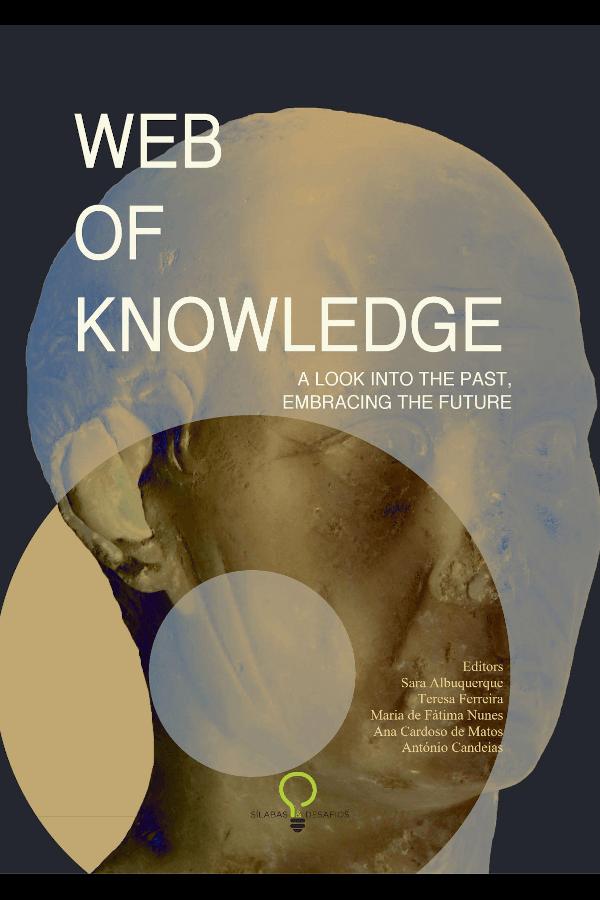 "Capa do livro ""Web of Knowledge"""