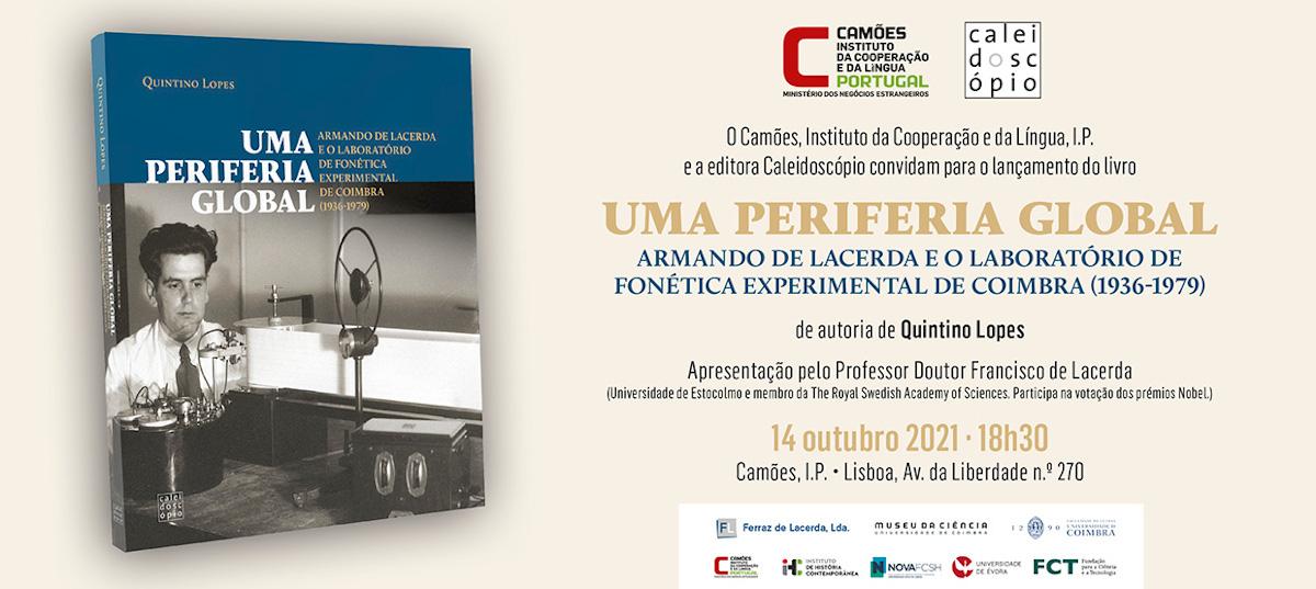 Convite para a apresentação do livro